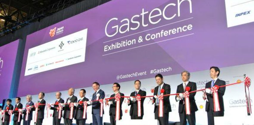 Gastech Exhibition & Conference 2017