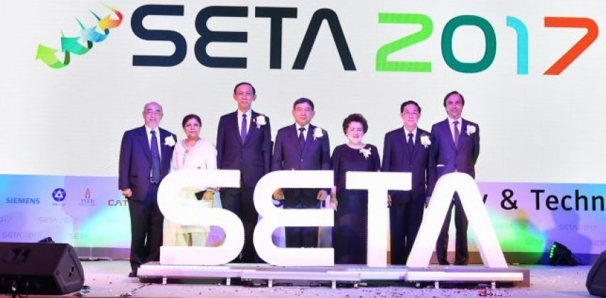 Sustainable Energy & Technology Asia 2017 (SETA 2017)