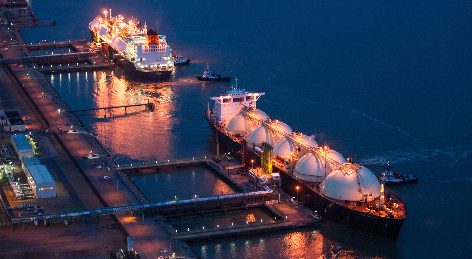 Indonesia Unlikely To Need Imported LNG until 2020 as Output to Rise