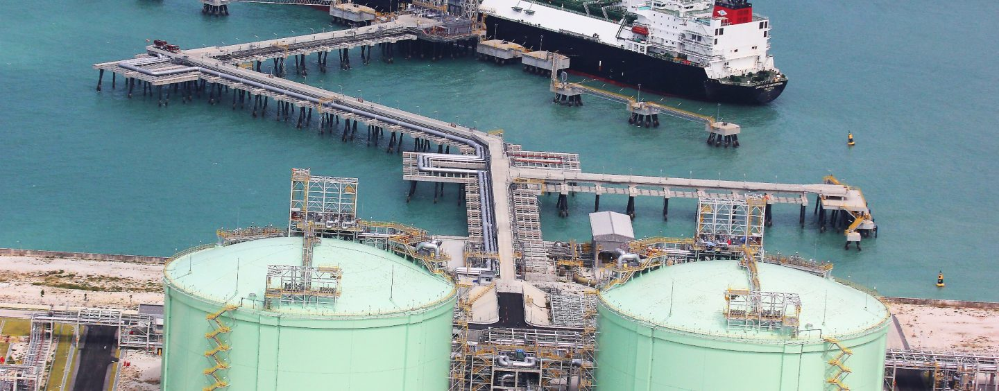 The Future of LNG: Contributing To Thailand's Energy Security | Oil