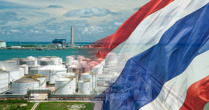 Thailand LNG hub comes together quickly