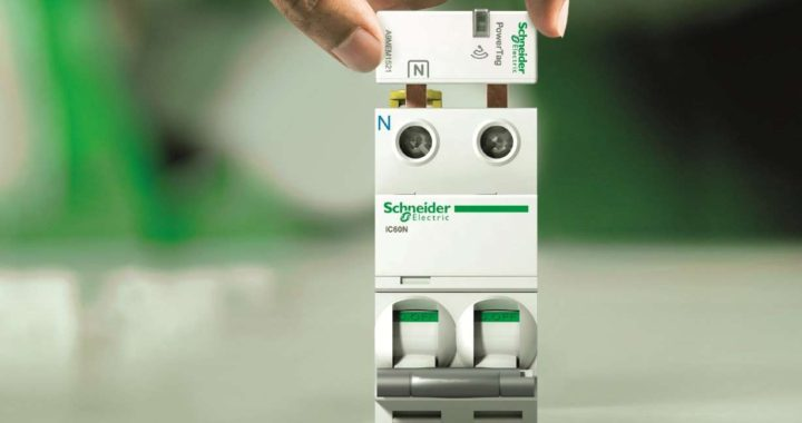 Schneider Electric Announces the PowerTag System, with the World's Smallest Wireless Energy Sensor