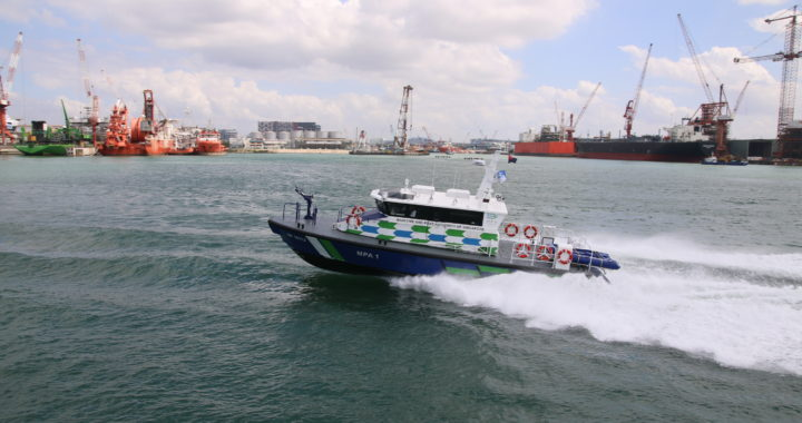 High Technology Bearings Minimise Vibrations on Patrol Boats